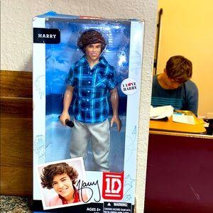 Harry styles doll